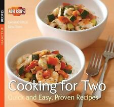 Cooking for Two: Quick & Easy, Proven Recipes by Flame Tree Publishing (Paperba…