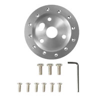 """Universal 0.5"""" Hub For 6 Hole Car Steering Wheel To Fit Grant APC 3 Hole Adapter"""