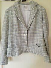 Ladies ZARA BASIC Jacket US Size 10 / UK Size 12