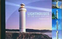 2006 Australia Prestige Stamp Booklet 'Lighthouses of the 20th Century'  MNH