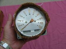 Vintage 1950's Packard speedometer, kilometers, NOS!  55 56