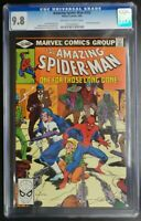 Amazing Spider-Man #202 Marvel Comics CGC 9.8 Punisher App