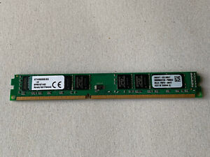 Kingston HP 8GB DDR3 1333 PC3 10600 Non-ECC CL9 2R 240Pin Ram PC KTH9600B/8G