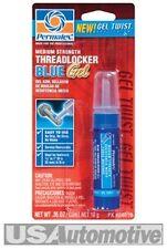 Permatex 24010 medium la fuerza Hilo Cerradura threadlocker Azul Twist Gel 10g