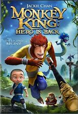 MONKEY KING HERO IS BACK New Sealed DVD Jackie Chan