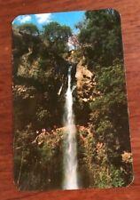 Postcard Cristacolor: El Salto de San Anton, Cuernavaca, Mor. Printed in  Mexico