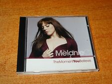 Melanie C ‎- The Moment You Believe RARE SPANISH EDITION - Spice Girls - Mel C