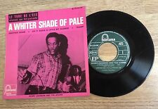 EP 45 tours Bobby JOHNSON A whiter shade of pale R&B EXC/VG