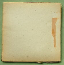 Diter Rot / Dieter Roth 1965: Daily Mirror, artist's book, multiple, 1000 copies