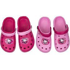 Hello Kitty Crocs Girls Children BNWT