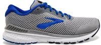 Brooks Adrenaline GTS 20 Grey-Blue-Navy Men's Running Shoe - NEW - Choose Size
