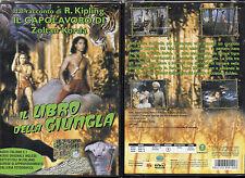IL LIBRO DELLA GIUNGLA - DVD (NUOVO SIGILLATO) ZOLTAN KORDA