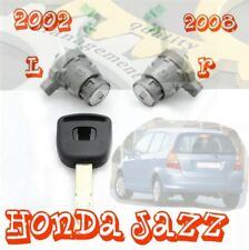 HONDA JAZZ FRONT DOORS LOOKS WITH ONE KEY LH/RH Fit To 2002/2008