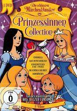 DVD - Prinzessinnen Collection - Die schönsten Märchenklassiker