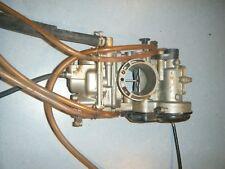 carburateur a depression quad suzuki 400 ltz