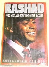Rashad - Vikes & Mikes 1988 Great Sports biography! Nice See!