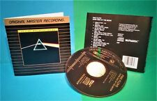 Pink Floyd 73 Dark Side of the Moon Mobile Fidelity Ultradisc II 24k Karat Gold