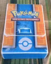 1box carte pokemon collezionabili in buone condizioni