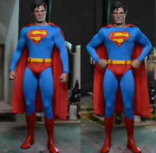 Superman HOT TOYS 1/6 (1978) Christopher Reeve Custom Action Figure