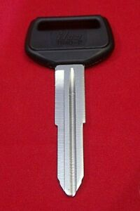 X174P TOYOTA Key Blank MR2 1991-95, SUPRA 90-92, PICK-UP 89-95, DAIHATSU ROCKY
