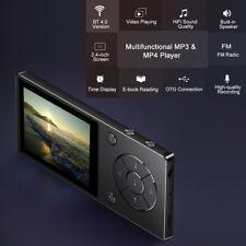 RUIZU D11 8GB Bluetooth MP3 MP4 Music Player FM Radio HiFi Music Stereo W9H5