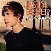 Justin Bieber - My World (2010) cd freepost in very good condition
