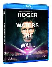 ROGER WATERS THE WALL    BLU RAY   BLUE-RAY MUSICALE