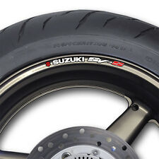 Suzuki SV S Wheel rim decals sv650s sv1000s 650 1000