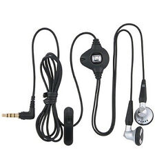 Original BlackBerry HDW-14322-001 3.5mm Stereo Headset for Curve 8310 8320 8330