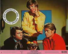 Kevin Coughlin, Larry Casey, Jack Starrett MINT COLOR still GAY DECEIVERS (1969)