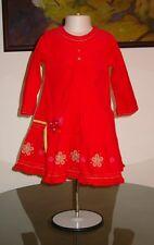 NWT DEUX PAR DEUX Girls Corduroy Dress, sz 2