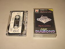LEGS DIAMOND - Captured Live - MC Cassette un/official polish tape 1993