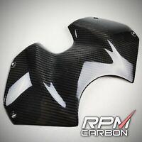 Ducati Panigale V4 / V4S Carbon Fiber Tank Cover Glossy