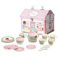 Belle & Boo Melamine 19 Piece Tea Set in House Box