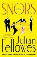 Snobs Fellowes, Julian