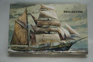 Heller Brigantine 1:100 Scale Model