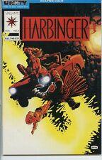 Harbinger 1992 series # 8 very fine comic book