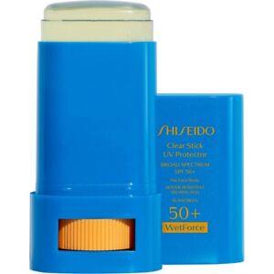 SHISEIDO Ginza Tokyo Clear Stick UV Protector 50+ (WetForce)