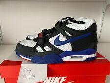 Nike Air Trainer 3 Black Deep Royal Blue CZ3568-001 7.5 10.5 40.5 44.5 Low High
