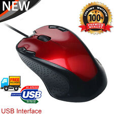 2000 DPI USB Wired Optical Gaming Mouse Mice Standard Commercial Office Mouse