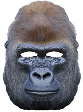 Gorilla Animal Card Mask