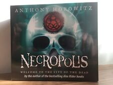 The Power of Five: Necropolis by Anthony Horowitz. Audio CD; Audiobook, 2008