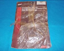 1991 2000 AM General Chevrolet GMC Auto Trans Filter Kit GKI TF1134 58917