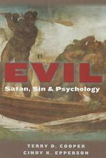 Evil: Satan, Sin, and Psychology, Epperson, Cindy K,Cooper, Terry D, Acceptable