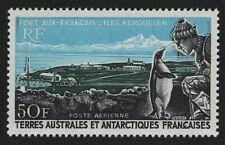 TAAF 1968 - Mi-Nr. 40 ** - MNH - Pinguine / Penguins (I)