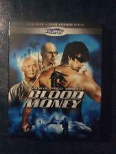 Blood Money (Blu-ray/Dvd, 2012, 2-Disc Set) widescreen