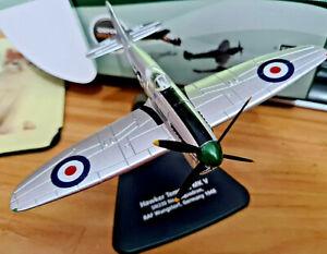 Hawker Tempest Mk V 1946 SN330 RAF Wungstorf - Scala 1:72 Die Cast - Oxford