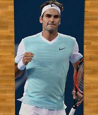 Roger Federer Beach Towel NEW Summer Tennis Player #1
