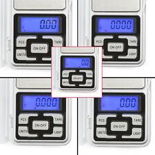 Scale Digital Jewelry Pocket X Gram Gold 01g Weight 1g 0 100g Precision Balance