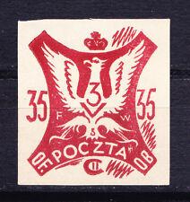 (PL) Polish Officers POW Camp Woldenberg Fi 38 expert guarantee Krawczyk